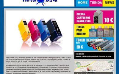 Tinta Azul